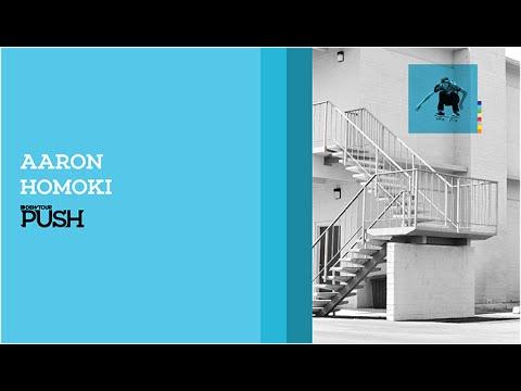 Aaron Homoki | PUSH
