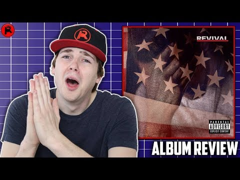 EMINEM – REVIVAL | ALBUM REVIEW