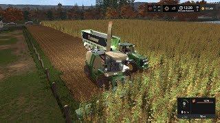 Farming Simulator 17  Timelapse #67   Stappenbach With seasons.