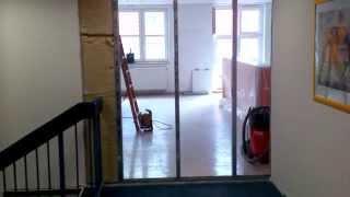preview picture of video 'Figurstudio Weiden Umbau'