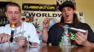 DOUBLE WORM DAB!!!! by Custom Grow 420