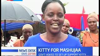 Families challenge the Government to support Mau Mau freedom fighters languishing in poverty