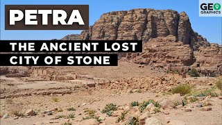 Petra: The Ancient Lost City of Stone