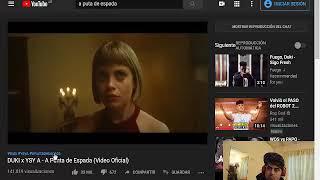 REACCIÓN DUKI X YSY A   A Punta De Espada (Video Oficia)   SUSCRIBETE