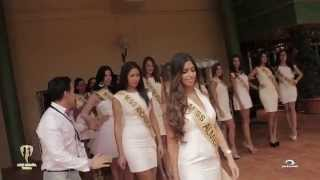 Miss Earth Spain 2014 Candidates Arrival in Hotel Torres
