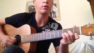 Maman guitare  Christophe Maé lesson