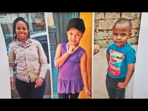 UPDATE!BODIES OF MOTHER AND TWO KIDS FOUND AFTER DRAMATIC ARREST OF THE ARMY OFFICER IN NANYUKI!