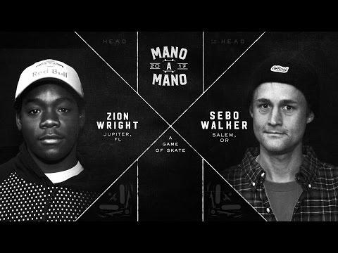 Mano A Mano 2017 - Round 1: Zion Wright vs. Sebo Walker