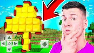 ЗОЛОТОЕ ДЕРЕВО - ФЕЙК?🌕🍍 КАК Сделать ТОП ЛОВУШКУ В МАЙНКРАФТ ПЕ #3 — Нуб Против Про в Minecraft PE