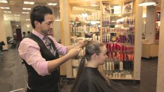 How to Do a Stylish Updo : Updos & Styling Hair