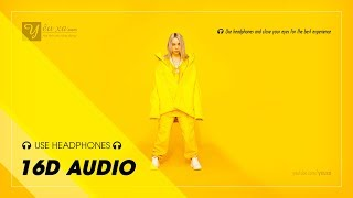Bad Guy (16D AUDIO Not 8D   1 Hour)   Billie Eilish (Use Headphones For The Best Experience 🎧)
