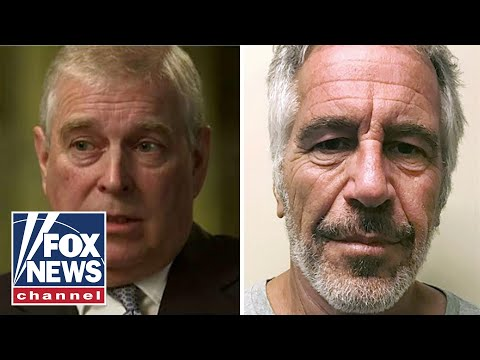 Epstein questions could land Prince Andrew a US subpoena видео