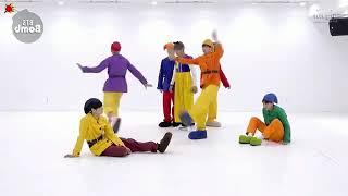 BTS Gogo Dance Prectice Mirrored
