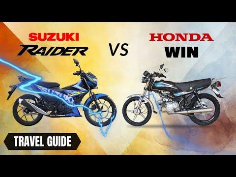 Rent a Suzuki Raider 150cc