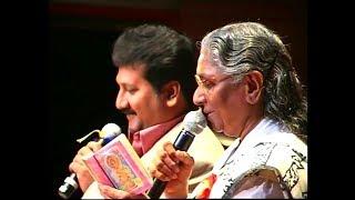 Inji Idupazhagi - Live | Mano  S Janaki
