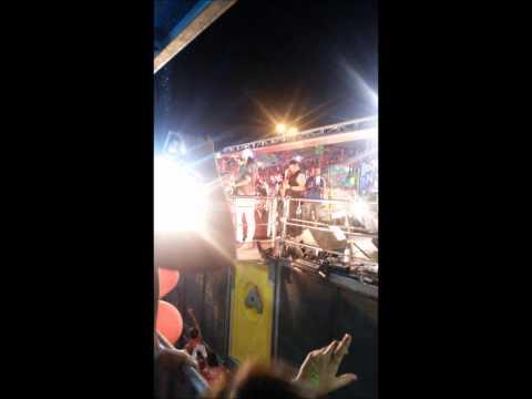 Bell Marques arrebentando em Araçuaí. 20/09/14