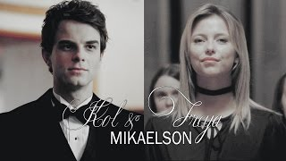 Freya&Kol Mikaelson | Temptation Greets You Like Your Naughty Friend