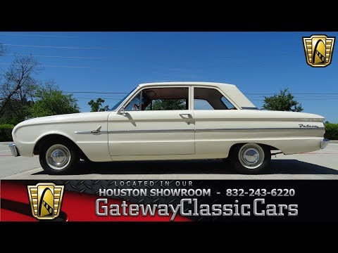 Video of '63 Falcon - N8A1