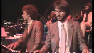 """James Last Y Su Orquesta: """"Love Bird"""", En Directo, Desde Brighton, Año 1983."""