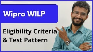Wipro WILP | Eligibility Criteria And Test Pattern