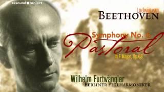 Beethoven - Pastoral Symphony - Furtwangler (1947 live)