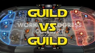 Star Wars: Galaxy Of Heroes - Guild VS Guild Territory Wars Upcoming News Patch Notes