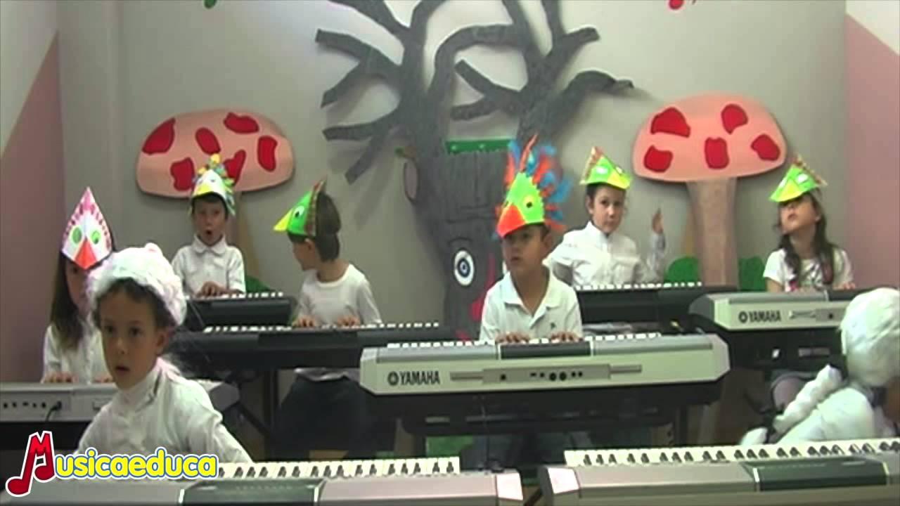 Papageno y Papagena - Grupo de alumnos de Mi Teclado 1 - Acordes Escuela de Música Moderna