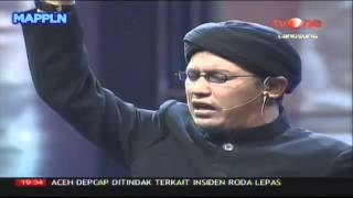 Al I'tiraf - Ustad Jefri Al Bukhori (live On TvOne)