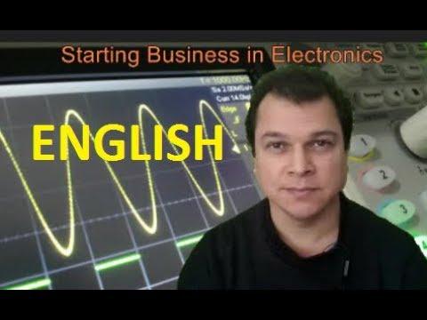 Starting Electronics Business