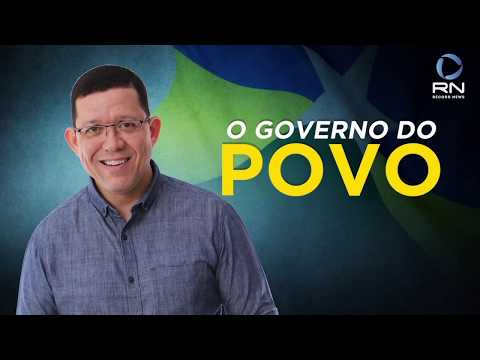 Sérgio Pires entrevista o governador eleito de Rondônia, Marcos Rocha - Gente de Opinião