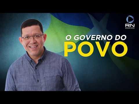 Sérgio Pires entrevista o governador eleito de Rondônia, Marcos Rocha - Gente de Opinião