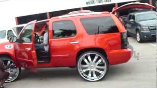 CHEVY TAHOE ON 30