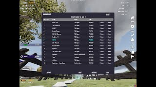 Velocidrone - Beating Noical on TBS SPEC SERIES III RACE 8 :)