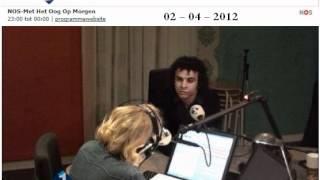 Yuba Zalen: de politie mishandelde mij (Radio 1 - Nos - 02-04-2012)