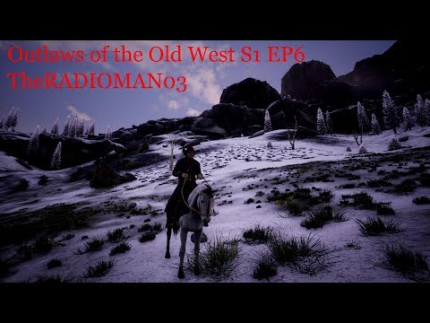 "Outlaws of the Old West S1 EP6 ""High Country"""