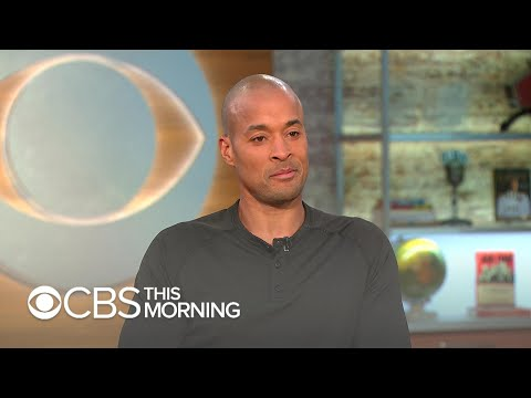 Former Navy SEAL David Goggins on how to reach your full potential