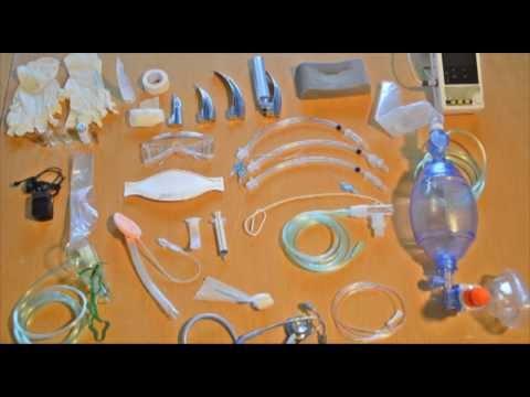 Intubación Orotraqueal (IOT) y manejo de la vía aérea