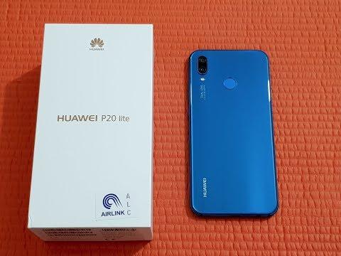 Video over Huawei P20 Lite (2019)