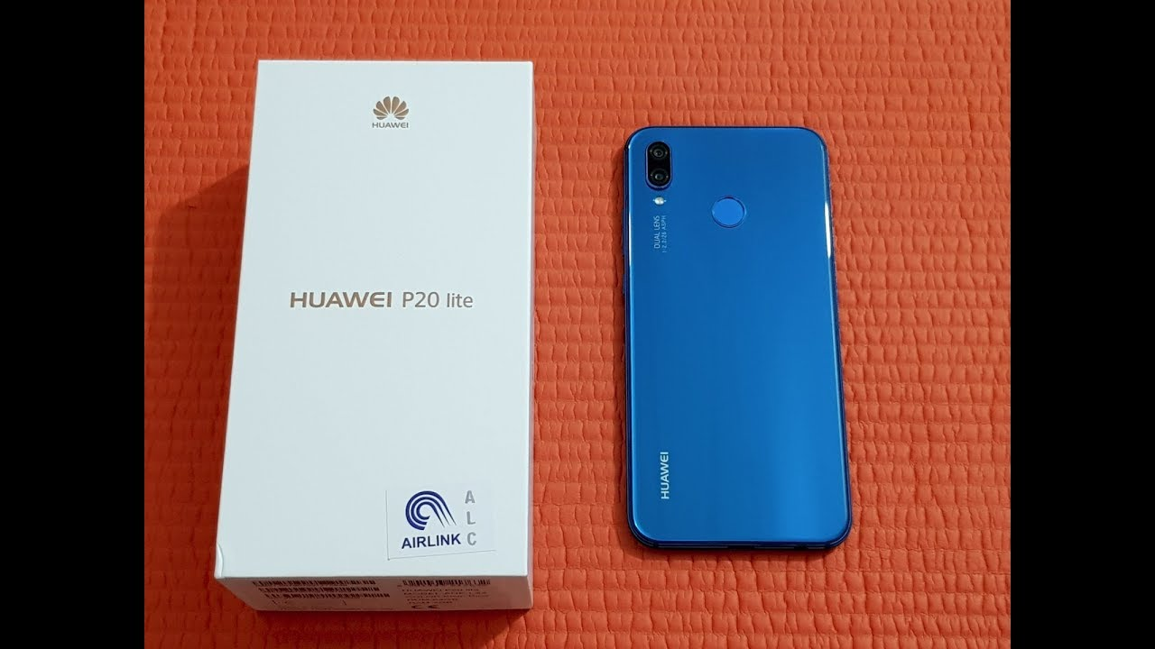 I Bought The Huawei P20 Lite Instead of Nova 3i, Great for Listening