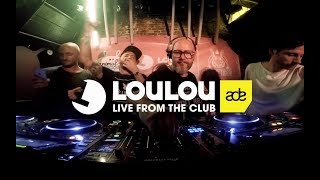 Kolombo, LouLou Players, Sharam Jey, Mason - Live @ De Club Up x Amsterdam Dance Event 2017