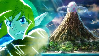 Link's Awakening ~ Ballad of the Wind Fish (Dj CUTMAN Remix)