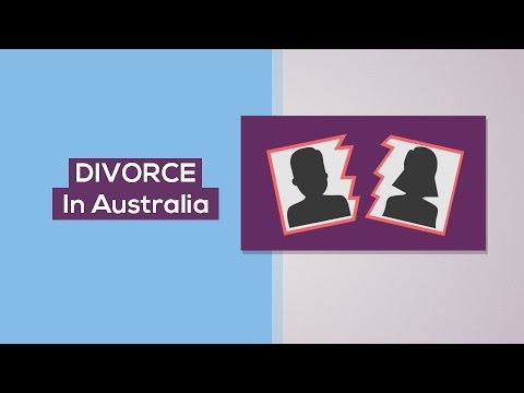 Divorce in Australia - Know your rights!