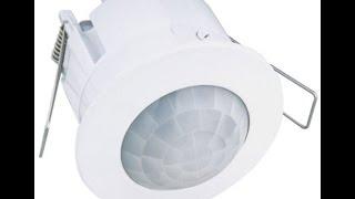 JAK PODŁĄCZYĆ CZUJNIK RUCHU PIR ORNO 360° DO LAMPY   ForumWiedzy