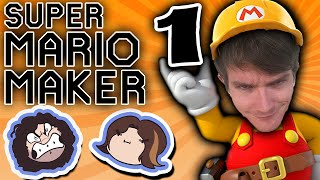 Super Mario Maker: So Sadistic - PART 1 - Game Grumps