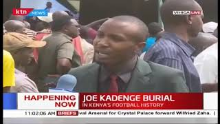 Football Legend Joe Kadenge to be buried today in Vihiga County