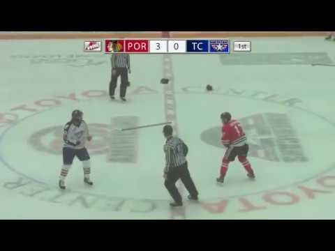 Nolan Yaremko vs. Alex Overhardt
