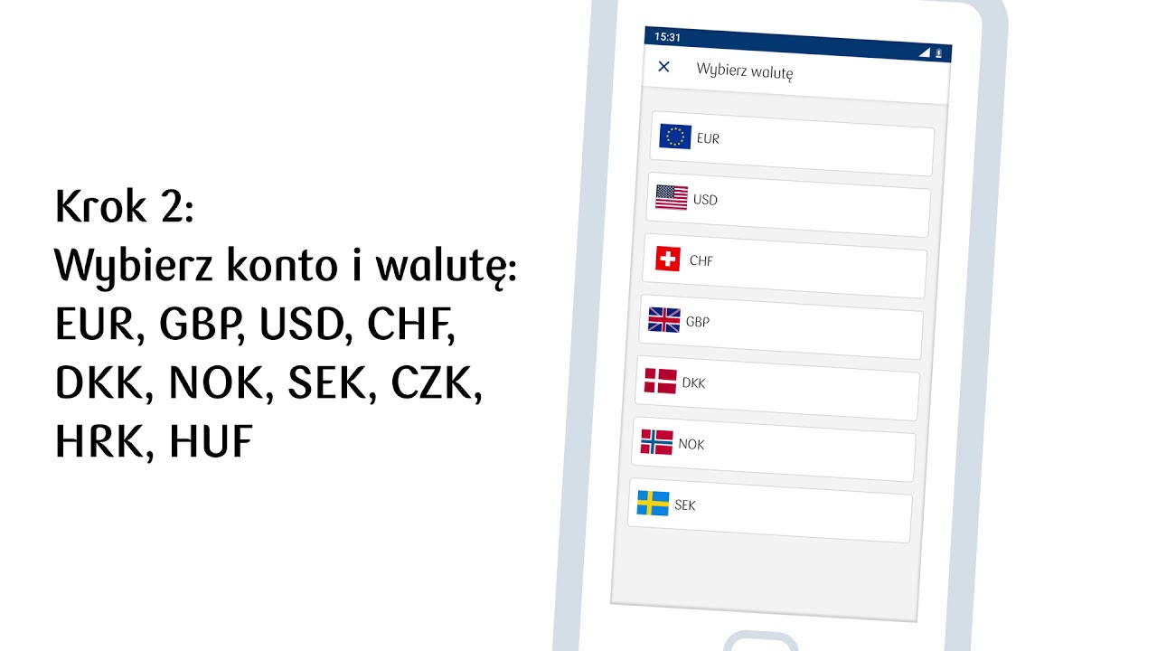 najlepsze podejście niższa cena z sklep internetowy Konto walutowe - PKO Bank Polski