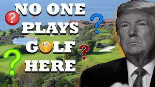 Donald Trump's Golf Course Is Empty; Nothing Made In U.S.