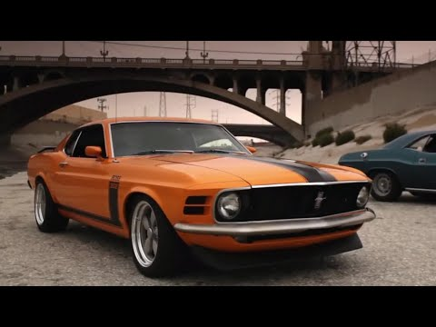 LA River Drag Race | Top Gear USA | Series 2