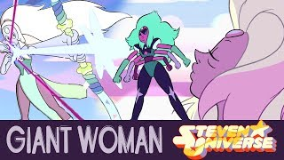 GIANT WOMAN | Steven Universe Montage